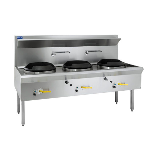 LUUS WL-3C Waterless Wok