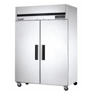 Lassele LFT-1471PC Double Solid Door Upright Freezer – 1227 Litre
