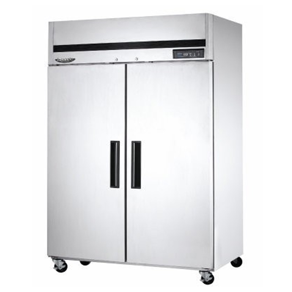 Lassele LFT-1471PC Double Solid Door Upright Freezer - 1227 Litre