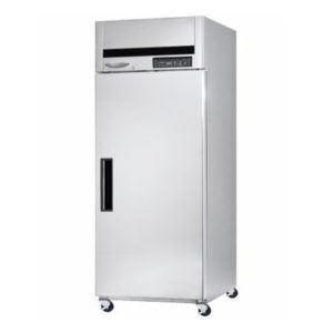 Lassele LRT-771PC Single Solid Door Upright Fridge – 550 Litre