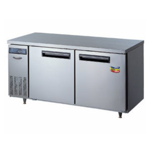 Lassele LTF-1271PC Two Solid Door Under Bench Freezer – 1200mm