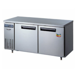 Lassele LTR-1571PC Two Solid Door Under Bench Fridge – 1500mm