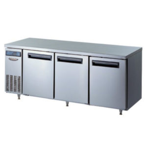 Lassele LTR-1871PC Three Solid Door Under Bench Fridge – 1800mm