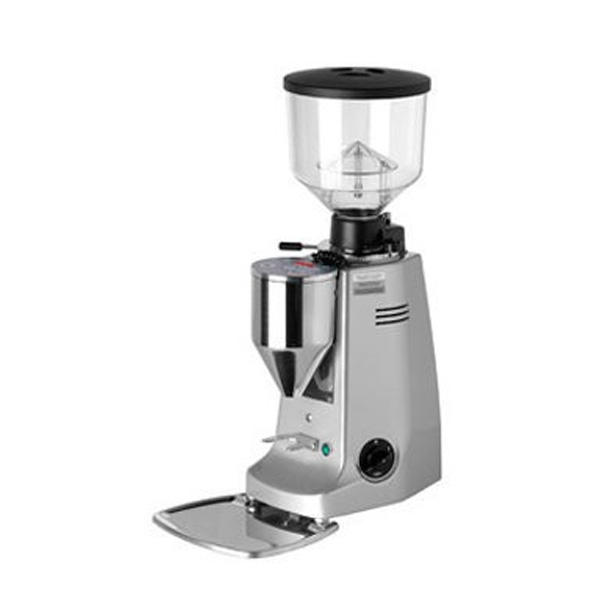 Mazzer Major Electronic Coffee Grinder with Cooling Fan - Flat Blade