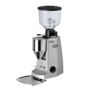 Mazzer Robur Electronic Coffee Grinder With Cooling Fan – Conical Blade