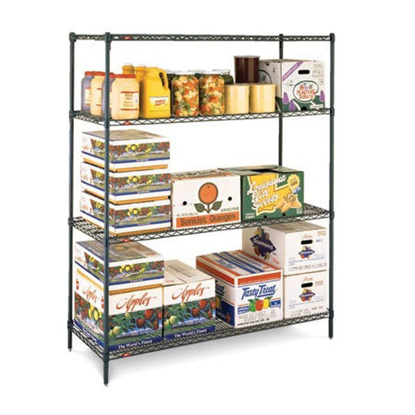 Metroseal III Super Erecta 3 Tier Shelving Kit - 355mm Depth