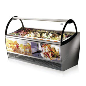 Millenium 24 Ice Cream Display Cabinet