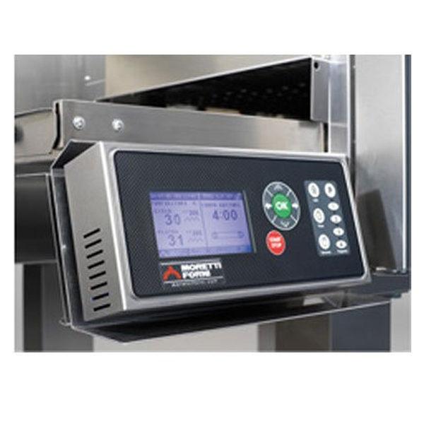 Moretti COMP T75E 1 Single Deck Electric Conveyor Oven(2)