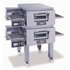 Moretti COMP T75G/2 Double Deck Gas Conveyor Oven