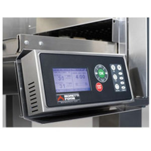 Moretti COMP T75G 2 Double Deck Gas Conveyor Oven(2)