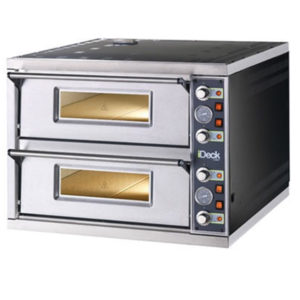 Moretti Electric Basic Double Deck Oven PD 60.60