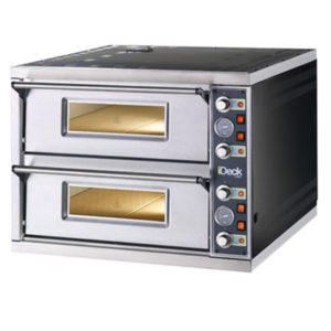 Moretti Electric Basic Double Deck Oven PD 65.105