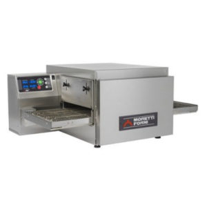 Moretti T64E/1 Series T Single Bench Top Conveyor Pizza Oven