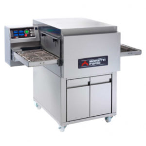 Moretti T64E 1 Serie T Single Bench Top Conveyor Pizza Oven(2)