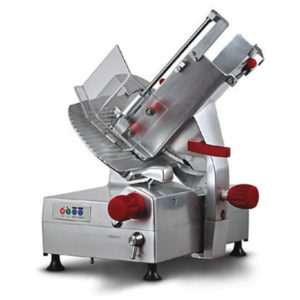 Noaw NS350HDS Semi-Automatic Meat Slicer