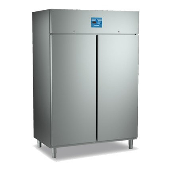 Polaris TN 140 Two Door Upright Fridge