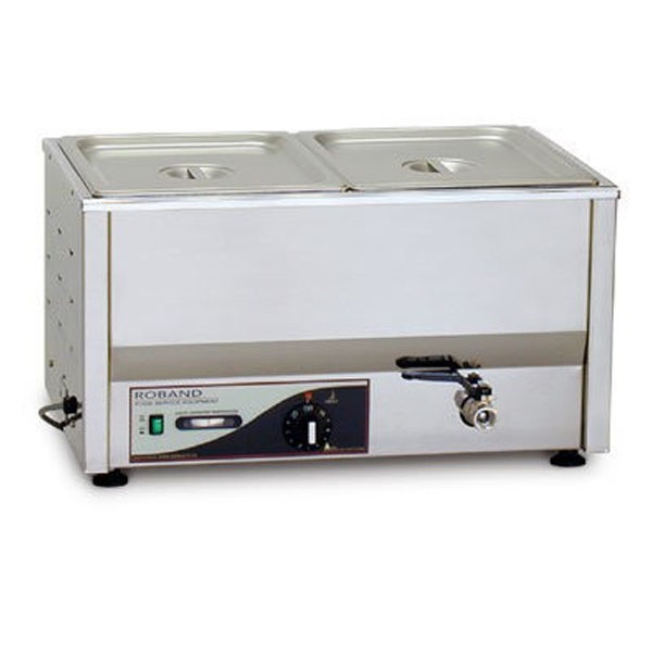 Roband Bm2b Counter Top Bain Marie