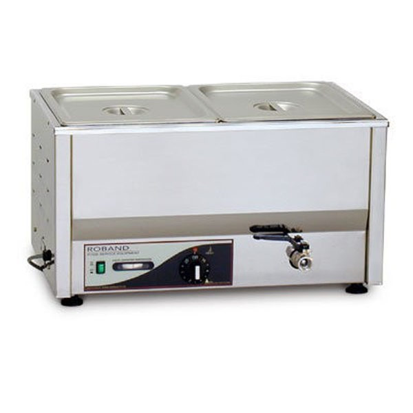 Roband BM2C Counter Top Bain Marie