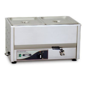 Roband BM2T Counter Top Bain Marie