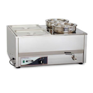 Roband BM4 Counter Top Bain Marie