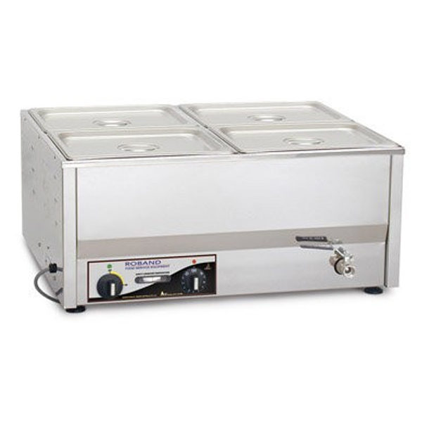 Roband Bm4a Counter Top Bain Marie