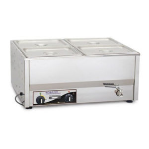 Roband BM4C Counter Top Bain Marie