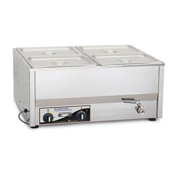Roband BM4E Counter Top Bain Marie