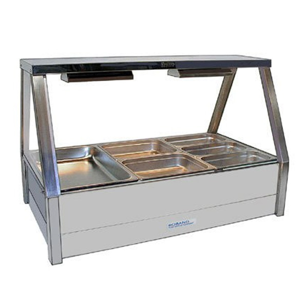 Roband E23 Rd Double Row Hot Food Display 1030mm