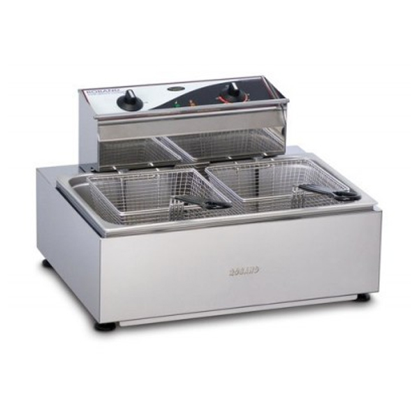 Roband F111 11 Litre Bench Top Single Pan Fryer