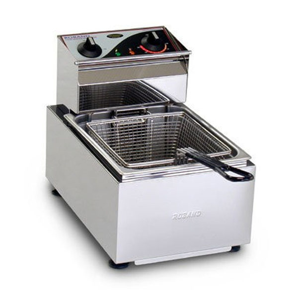 Roband F15 Counter Top Fryer Single Pan
