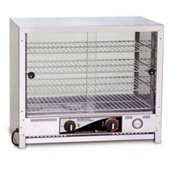 Roband PA50 Square Top Pie & Food Warmers - 50 Pie