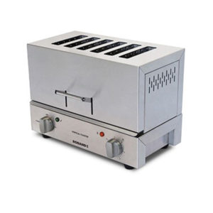 Roband TC66 Vertical Toaster – 6 Slice
