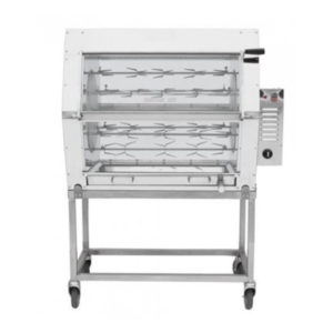 Semak M18 Manual Electric Rotisserie – 18 Birds