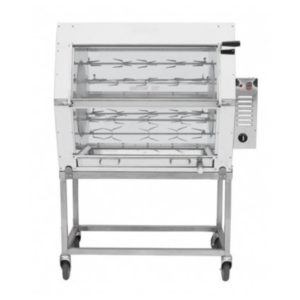 Semak M24S Manual Electric Rotisserie – 24 Birds