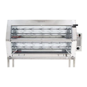 Semak M30 Manual Electric Rotisserie – 30 Birds
