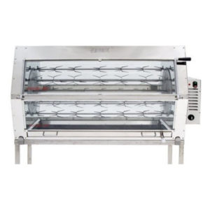 Semak M36S Manual Electric Rotisserie – 36 Birds