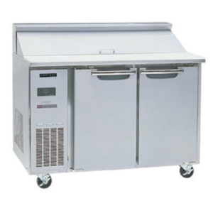 Skope BC120-S-2RROS-E Centaur Series Two Door Sandwich Prep Fridge – 1200mm