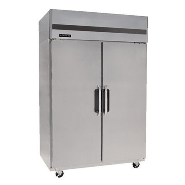 Skope BC126-2FFOS-E Centaur Series Double Door Upright Storage Freezer - 1032 Litre