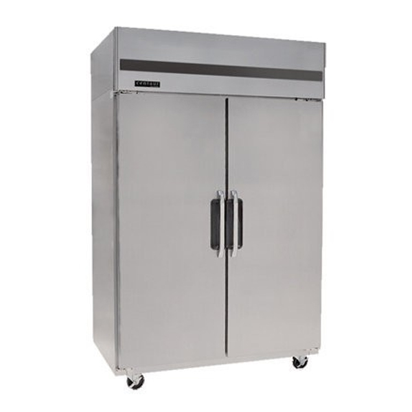 Skope BC126-2RROS-E Centaur Series Double Door Upright Storage Fridge - 1032 Litre