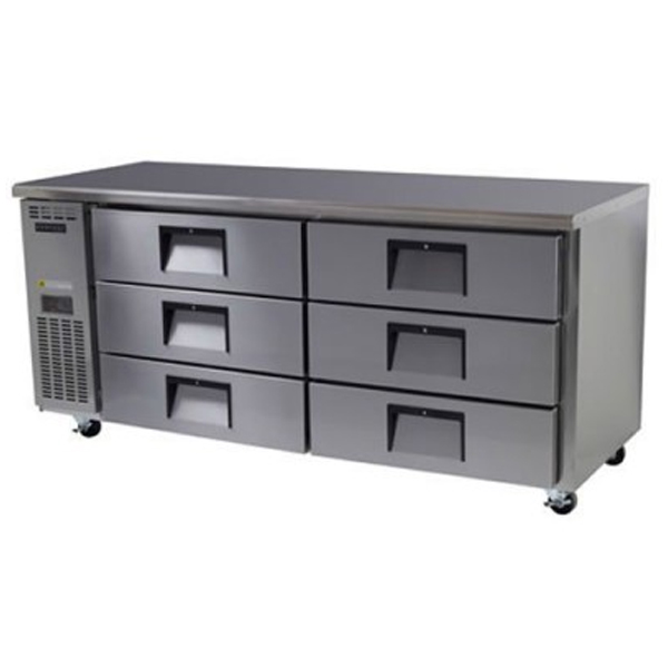 Skope BC180-CS-6RROS-E Centaur Series Six Drawer Under Counter Chiller