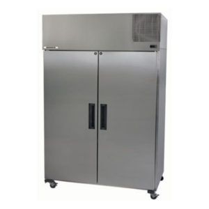 Skope PG1300VC Pegasus Vertical 2/1 Series Two Doors Storage Fridge – 1298 Litre