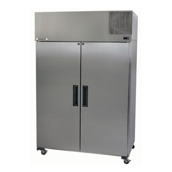 Skope PG1300VC Pegasus Vertical 2/1 Series Two Doors Storage Fridge - 1298 Litre