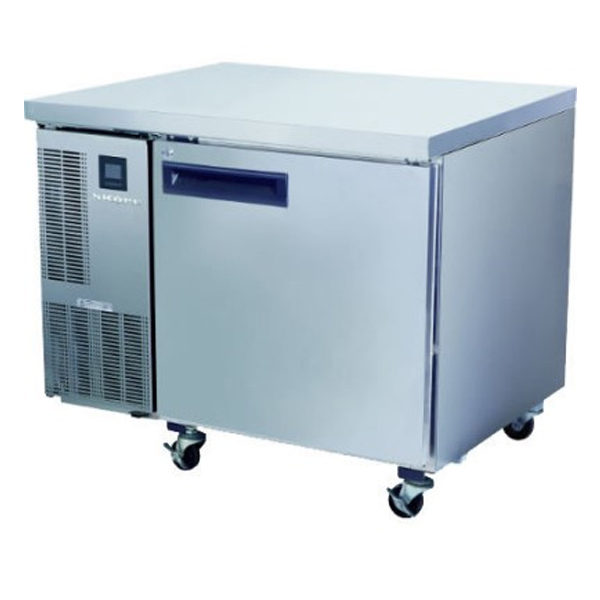 Skope PG200HF Pegasus Horizontal 2/1 Series One Doors Bench Freezer - 1065mm