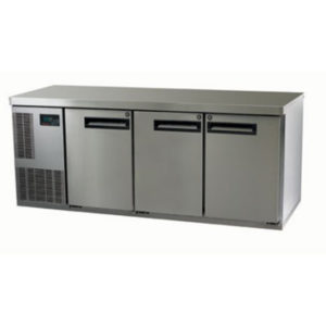 Skope PG400HF-2 Pegasus Horizontal 1/1 Series Three Doors Bench Freezer – 1799mm
