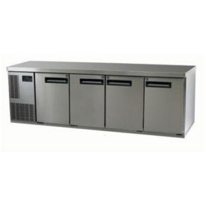 Skope PG550HC-2 Pegasus Horizontal 1/1 Series Four Doors Bench Fridge – 2267mm