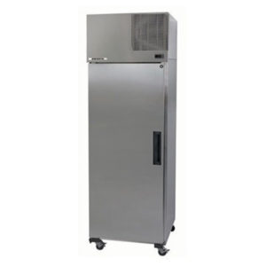 Skope PG600VC Pegasus Vertical 2/1 Series Single Door Fridge – 586 Litre