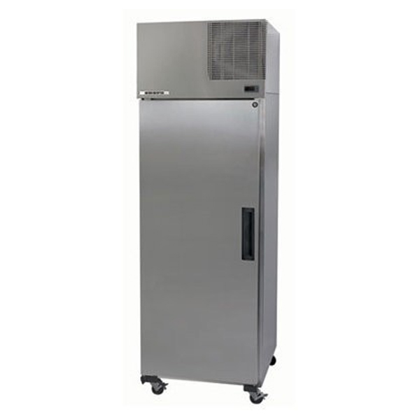 Skope PG600VC Pegasus Vertical 2/1 Series Single Door Fridge - 586 Litre