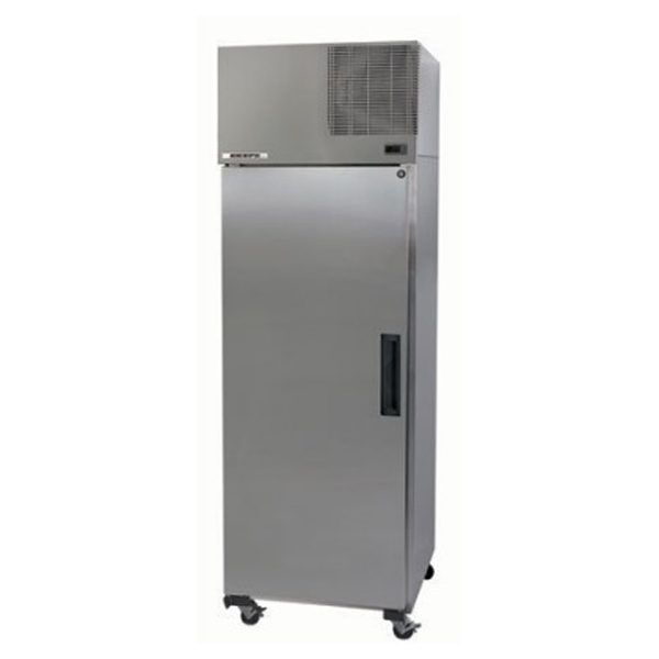 Skope PG600VF Pegasus Vertical 2/1 Series Single Door Freezer - 586 Litre