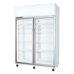Skope SK1300 Double Door Drink Fridge – 1310 Litre