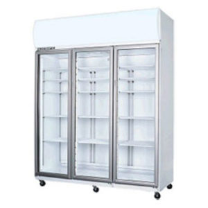Skope SK1500 Triple Door Drink Fridge – 1536 Litre